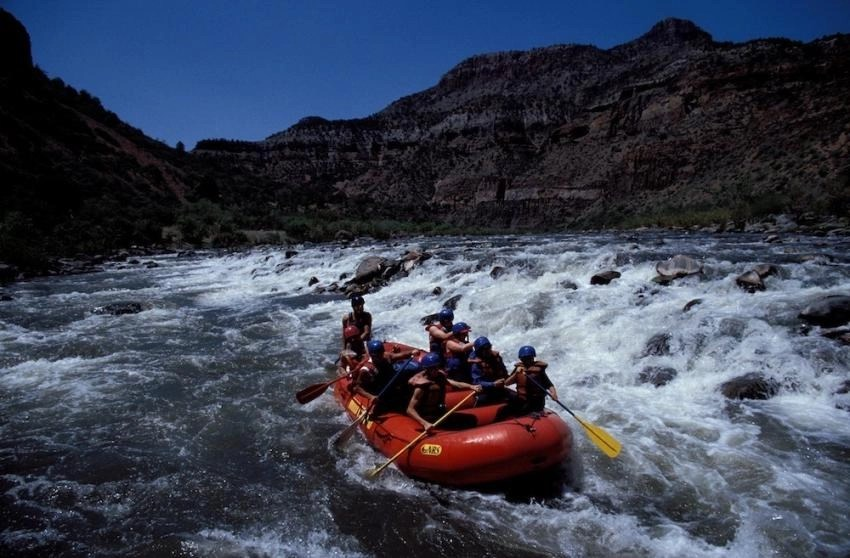 Salt River Rafting  Arizona Rafting Trips  Mild to Wild