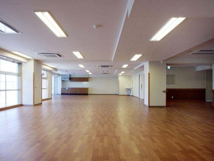 社会適応訓練室/日常生活訓練室