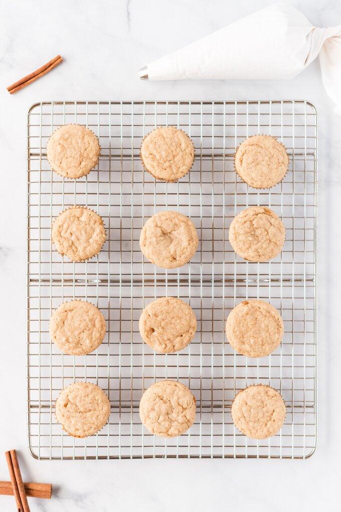 Snickerdoodle Cupcakes Recipe