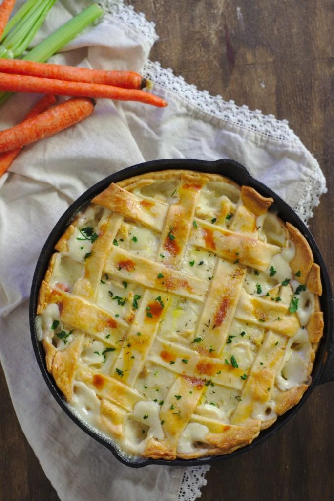 Chicken Pot Pie Easy