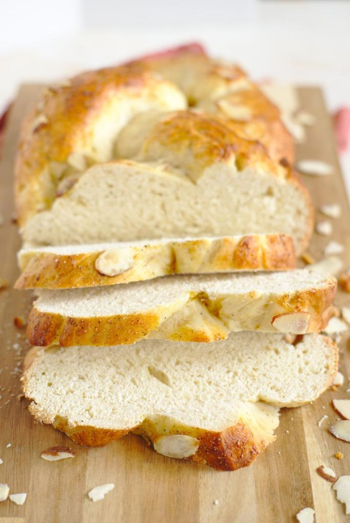 Finnish Cardamom Pulla Bread