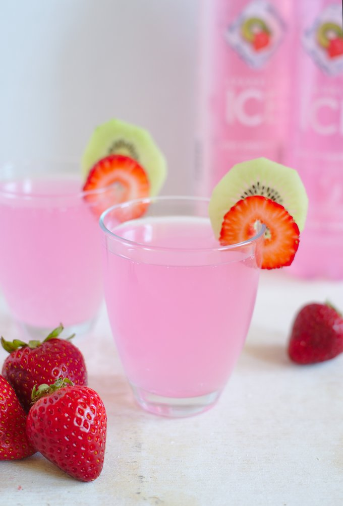 Strawberry Kiwi Daiquiri