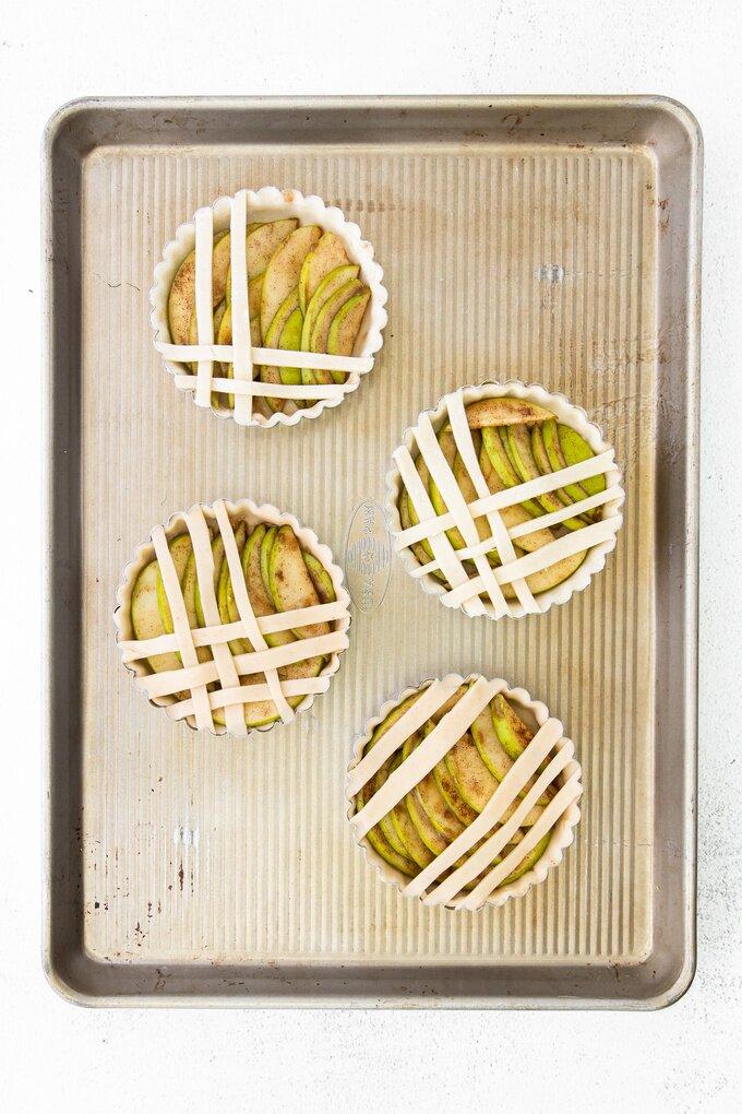 Mini Apple Pies Recipe