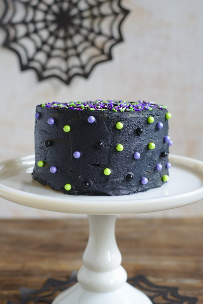 Halloween Cakes