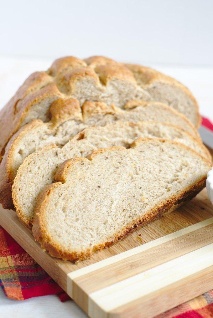German Rye Bread (Roggenbrot)