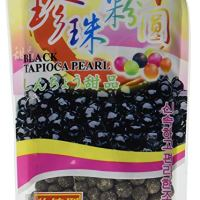 WuFuYuan - Tapioca Pearl Black 8.8 Oz / 250 G (Pack of 2)