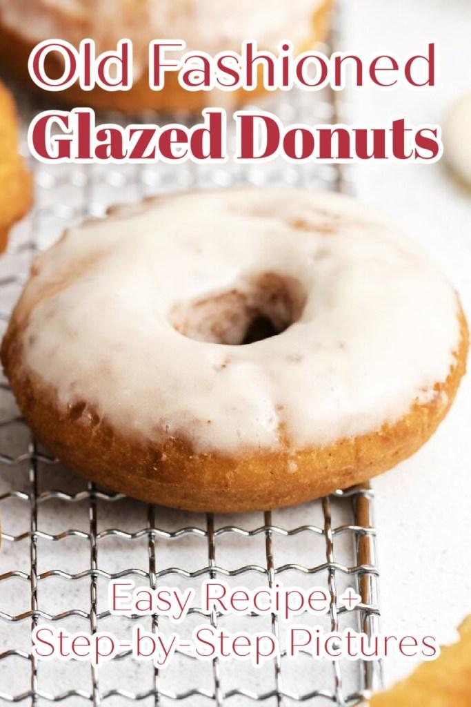 Homemade Donuts Recipe