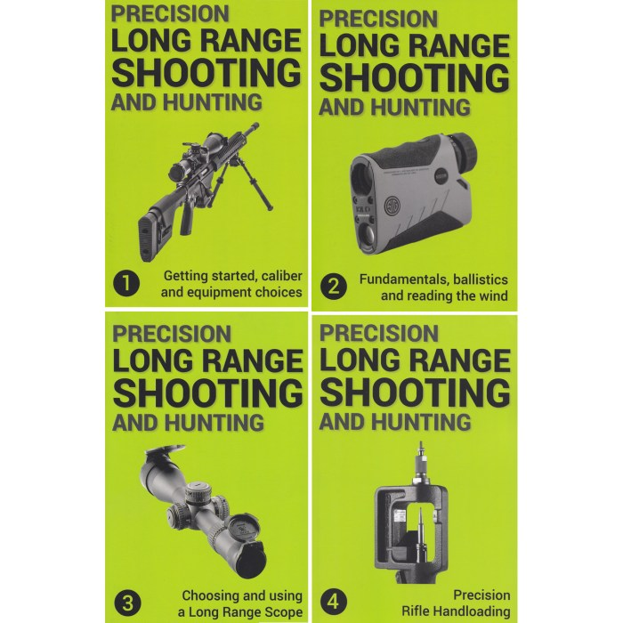 precision long range shooting - jon gillespie-brown