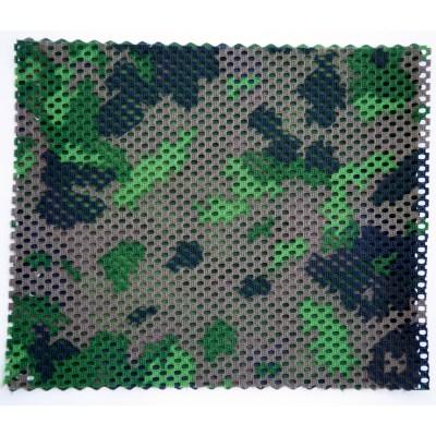 Foxa PES Net 260 verkkokangas, M05 metsäkuvio, metritavara