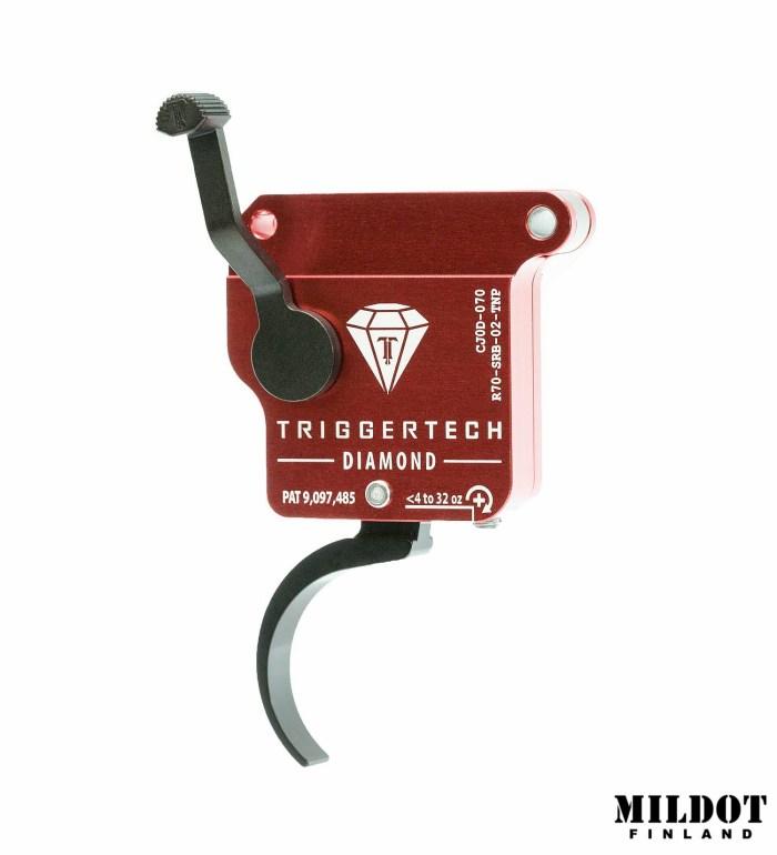 Triggertech Rem Clone Diamond Pro Curved