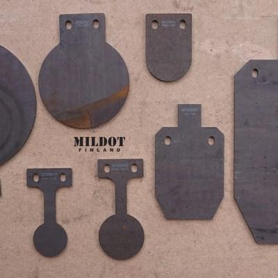 Metallimaalitaulut 6mm