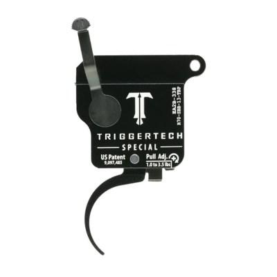Triggertech REM 700 Special PRO Curved Black