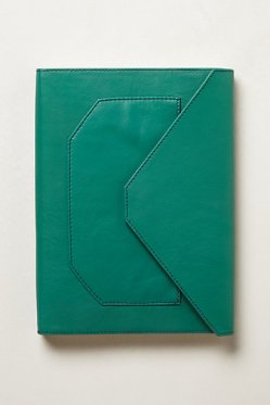 Leather Journal, $30 Anthropologie