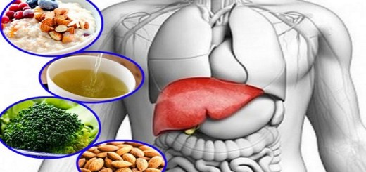 12 Foods Which Are Very Good For Your Liver
