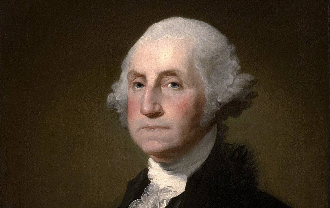 George Washington the walnut crusher