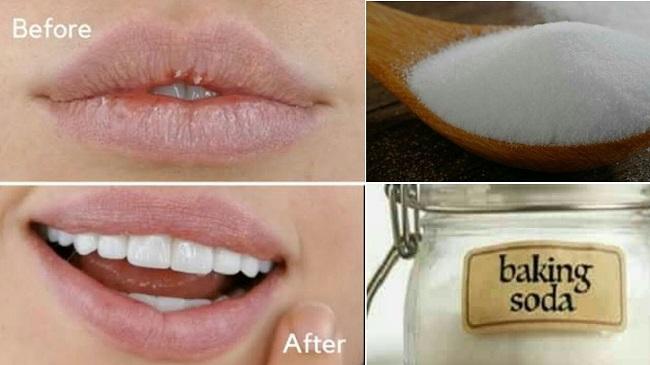 Soften your lips