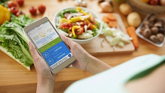 Monitoring calorie intake can help reduce weight
