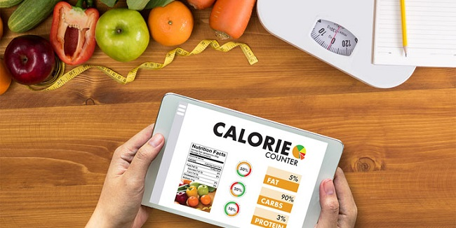 Calories and portion control