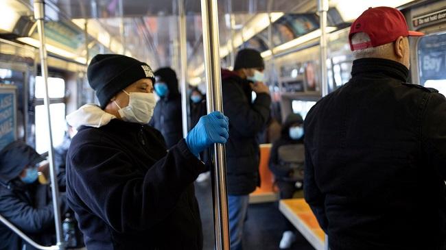 Subway or bus
