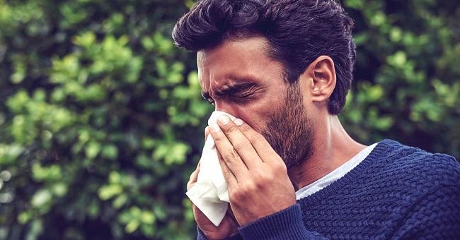 It's the season of sneezes