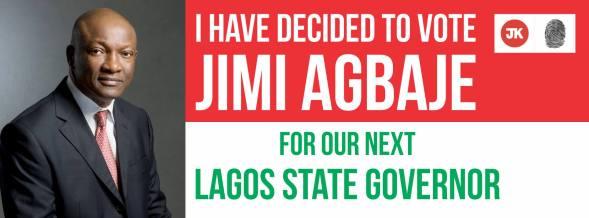 PHOTOSPEAK...LAGOS CAN BE BETTER STILL THROUGH JIMMY AGBAJE!