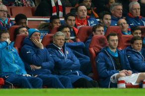 SOUTHAMPTON 4 - 0 ARSENAL...GUNNERS REMAIN WITH THEIR CHINS UP!
