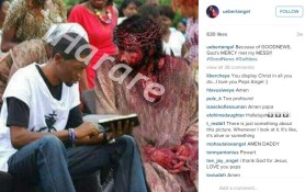 SHOCKING BLASPHEMY: PROPHET PHOTOSHOPS PICTURE, AND CLAIMS HE MET JESUS!