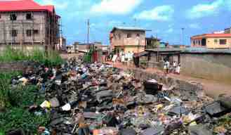 STEMMING OUR POOR ATTITUDE TO THE ENVIRONMENT BY JIDE OJO