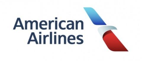 アメリカン航空のロゴマーク