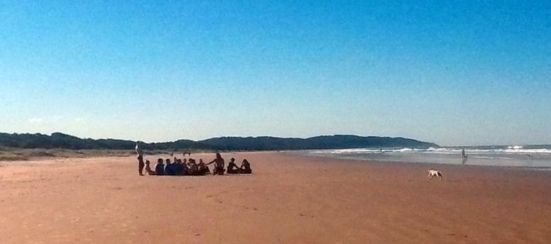 Look another surf school