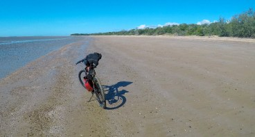 Open highway, beach cycling terms