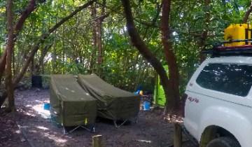 Campsite Cape Tribulation