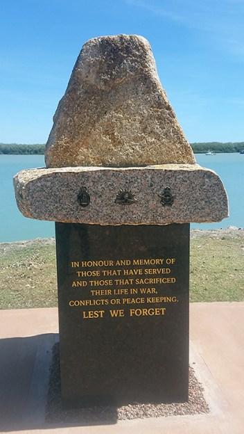 Karumba War Memorial