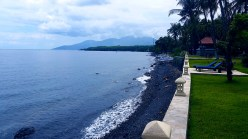 Villa coastal view