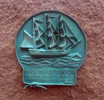 Capt Matthew Flinders, he was a true adventurer