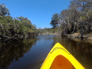 Kayak Creek