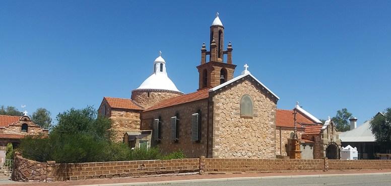 Lady of Mount Carmel, Monsignor Hawes parish church