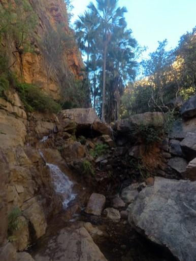 ELQ Gorge walk