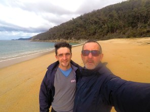 5 Mile Beach last Mile Beach on Australian mainland done