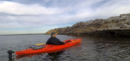 Barren Island in Pitt Water