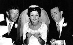 Their wedding