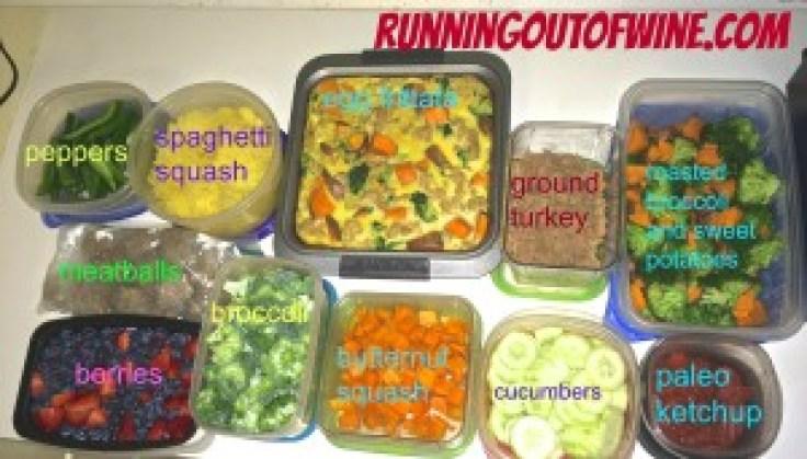 meal prep whole30 week 2