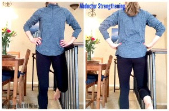 abductor strengthening