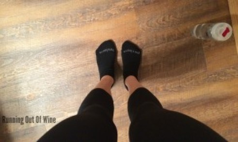 barre socks