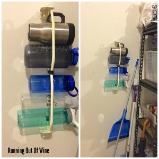 zero g water bottles
