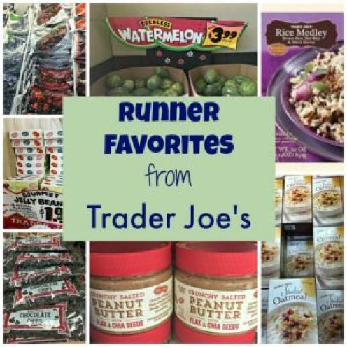 runner favorites from trader joes