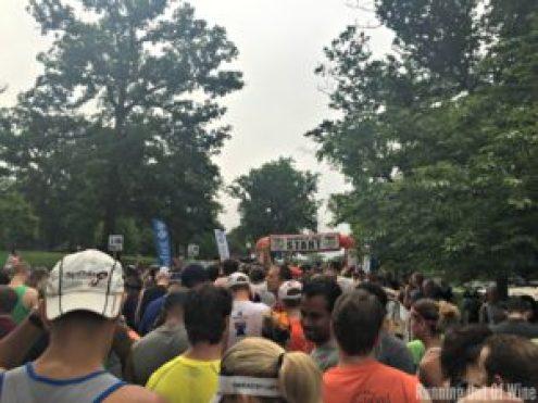 10 miler start