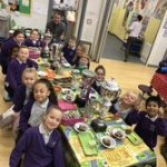 Golden Ticket Winners Lunch with Mr Allen. Monday 18th December 2019