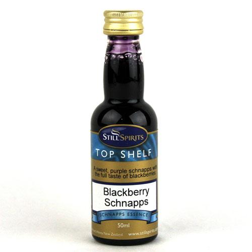 Blackberry Schnapps Essence Top Shelf 50ml Mile Hi