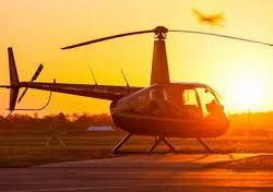 Sundset Helicopter